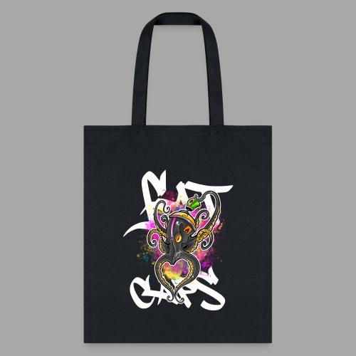 Fat Caps 3 - Tote Bag