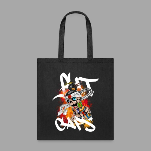 Fat Caps 5 - Tote Bag