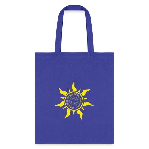 flowergleam - Tote Bag