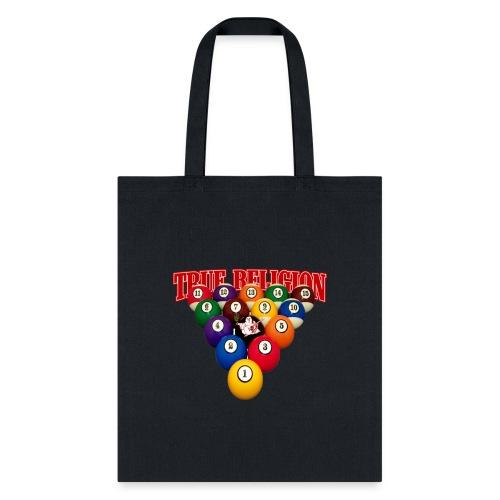 TRUE RELIGION BILLIARD INSPIRED - Tote Bag