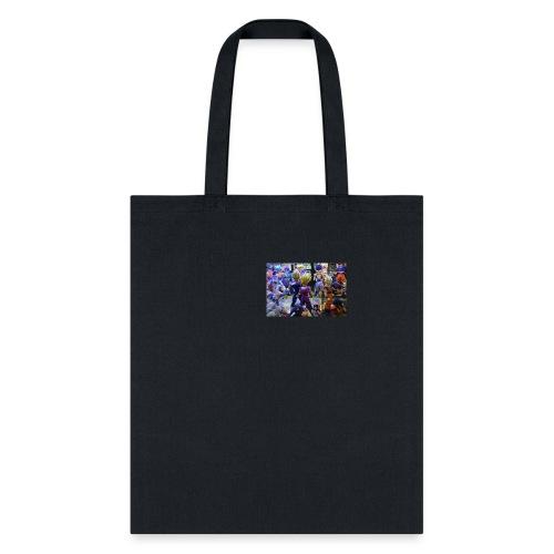 cartoons - Tote Bag