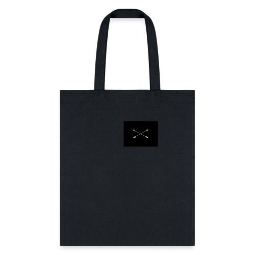 white arrows - Tote Bag