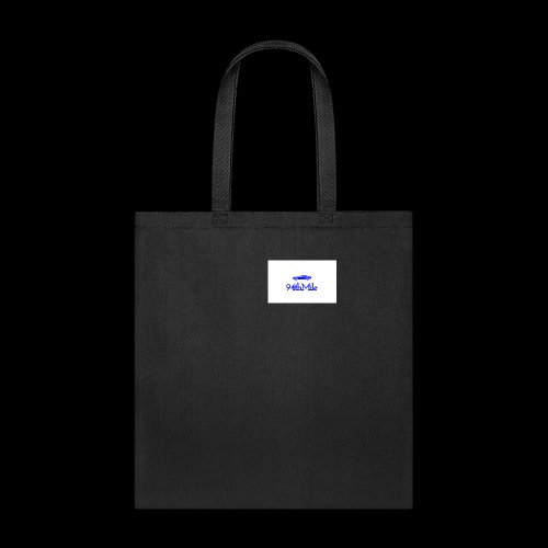 Blue 94th mile - Tote Bag