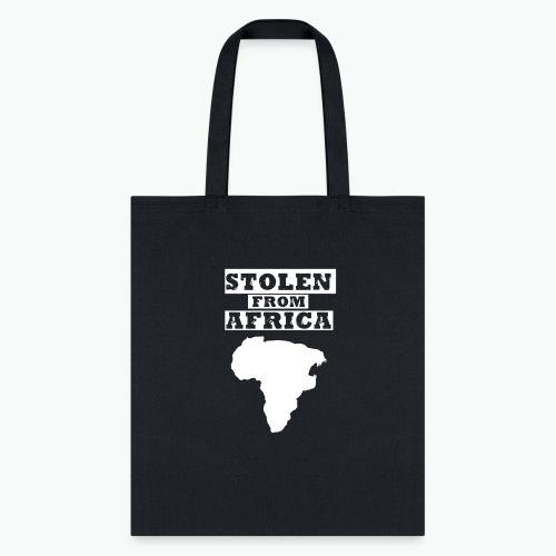 SFA LOGO WHITE - Tote Bag