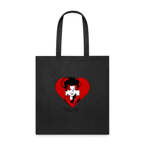nurselife - Tote Bag