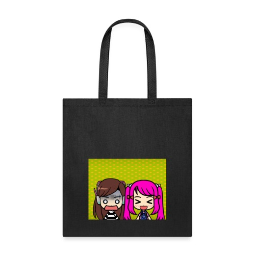 Phone case merch of jazzy and raven - Tote Bag