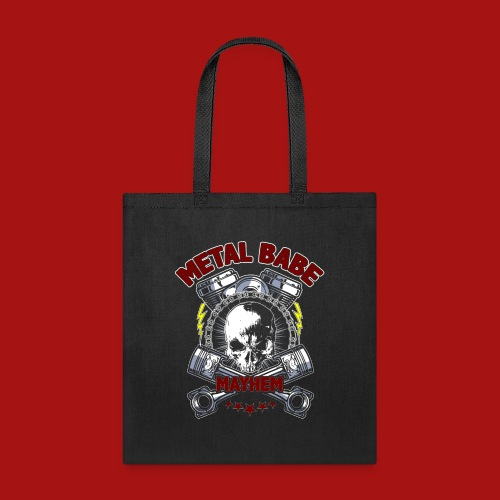 Piston Power (Black Shirts) - Tote Bag