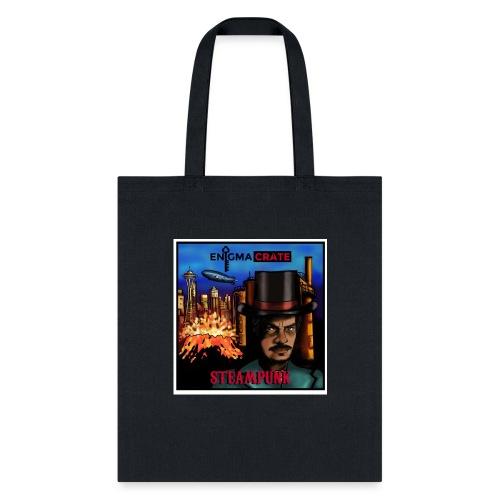 Enigma Crate: Steampunk - Tote Bag