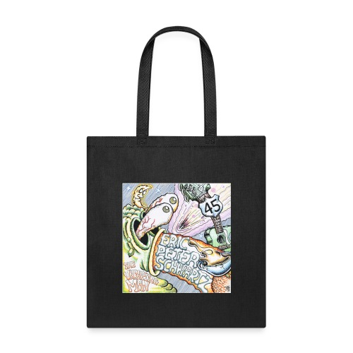 The Unraveling Man - Tote Bag