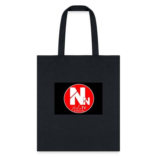 logo NN MEDIA TV - Tote Bag
