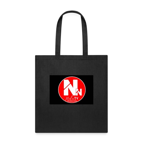 logo NN MEDIA TV - Tote Bag