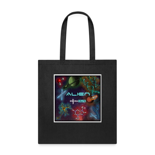 Enigma Crate: Alien - Tote Bag
