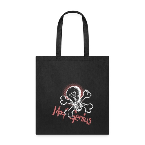 Mad Genius - On Dark - Tote Bag