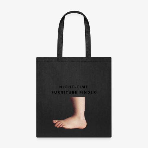 Night-Time Furniture Finder - Tote Bag