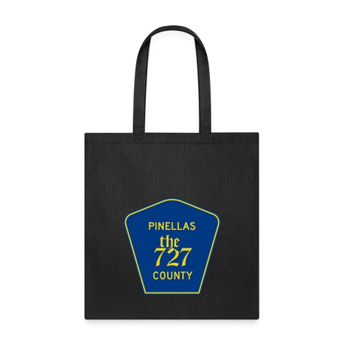 Pinellas the727 County tee - Tote Bag