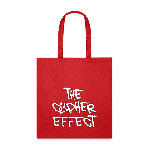 red outline tce2 png - Tote Bag