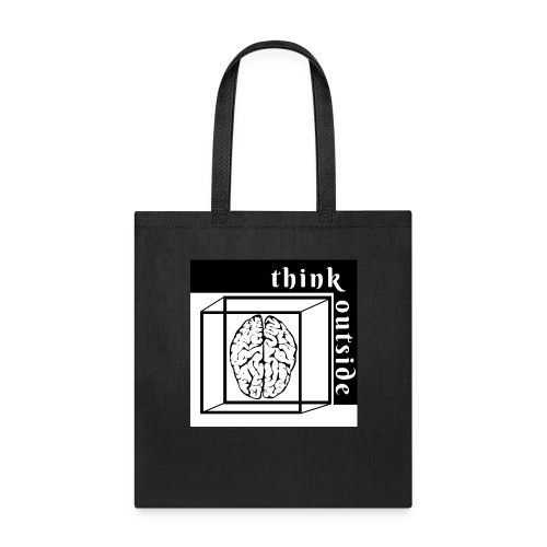 think outside the box - Tote Bag
