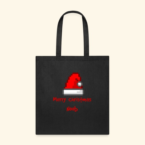 Gamer Merry Christmas Noob Santa Hate - Tote Bag