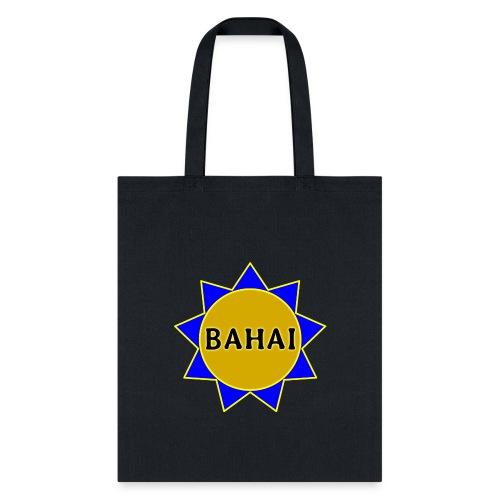 Bahai star - Tote Bag