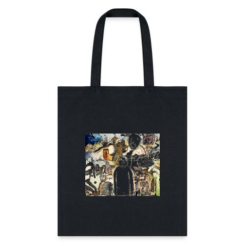 Stranger Album Art - Tote Bag