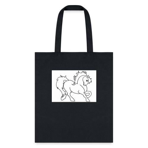 horse - Tote Bag