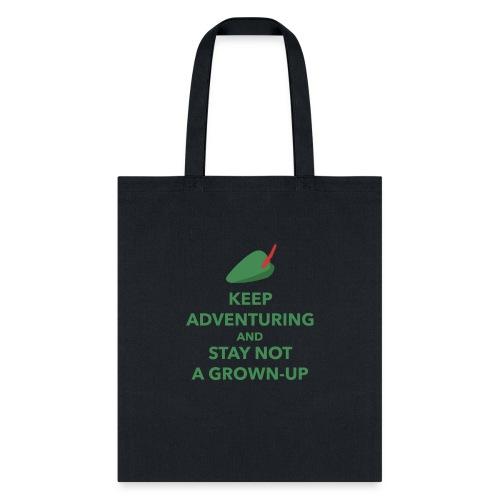 keepadventuring - Tote Bag