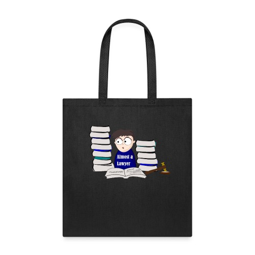 Almost a Lawyer Male Asian - Tote Bag