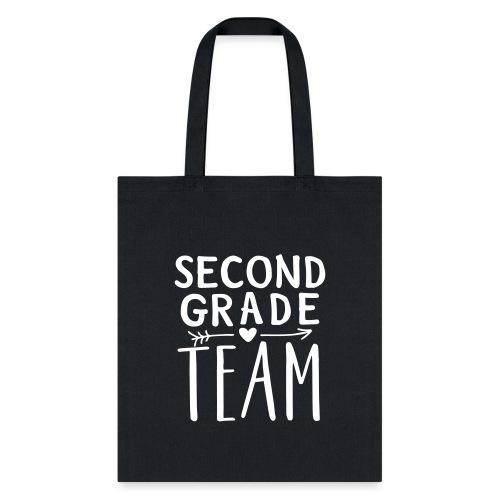 Second Grade Team Teacher T-Shirts - Tote Bag