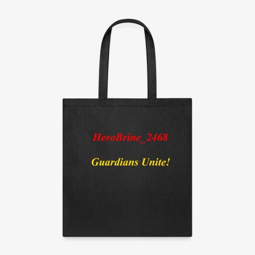 GUARDIANS UNITE - Tote Bag
