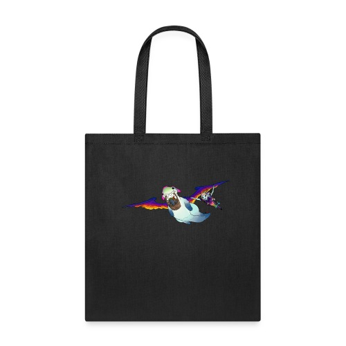 FLY WITH US - Tote Bag