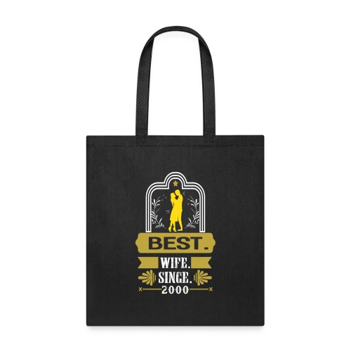 Best Wife Since 2000 - Tote Bag