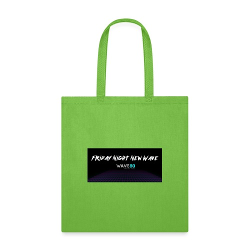 Friday Night New Wave - Tote Bag