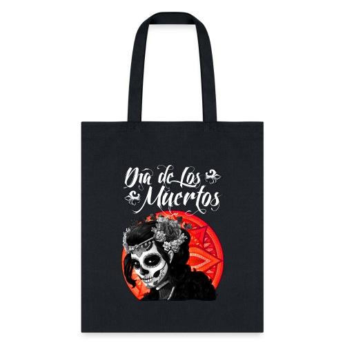 Dia de Los Muertos 01 - Tote Bag