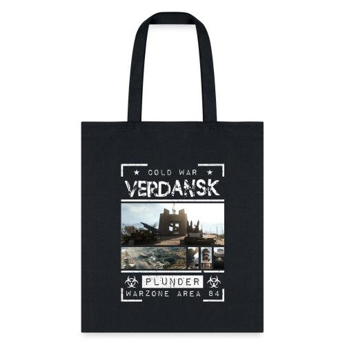 Verdansk Plunder - Tote Bag