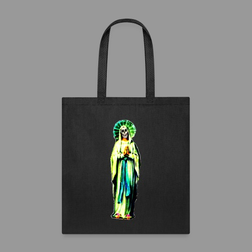 Cult Of Santa Muerte - Tote Bag