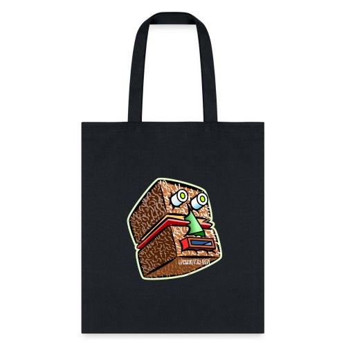 Lamington Bot - Tote Bag