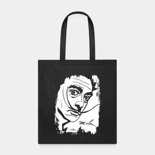 salvador dali - Tote Bag