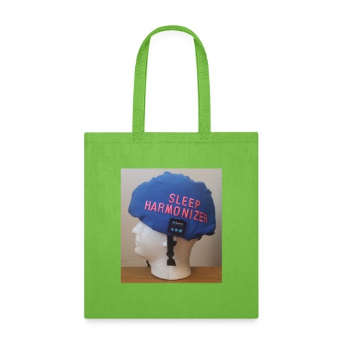 Sleep Harmonizer Helmet Model - Tote Bag