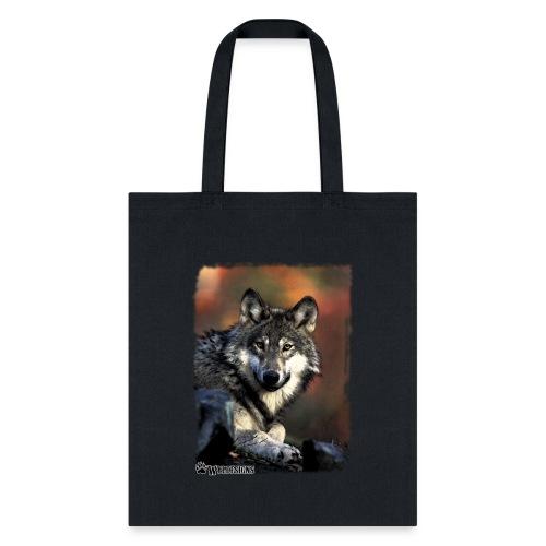 Wolf s Gaze - Tote Bag