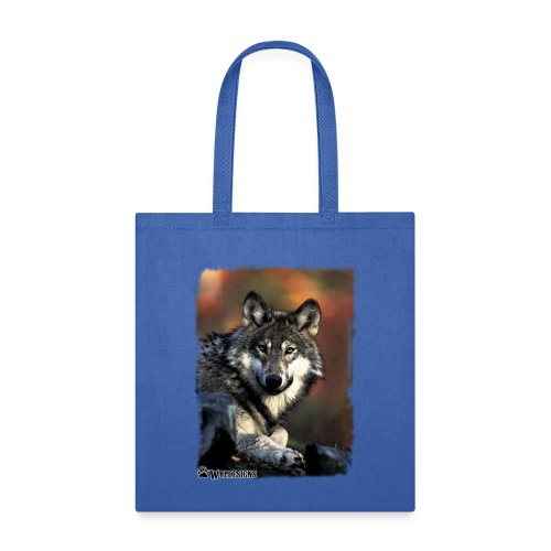 Wolf s Gaze - Tote Bag