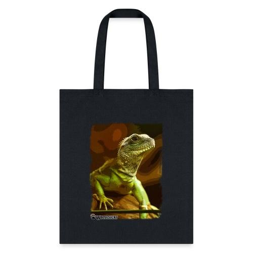 Water Dragon - Tote Bag