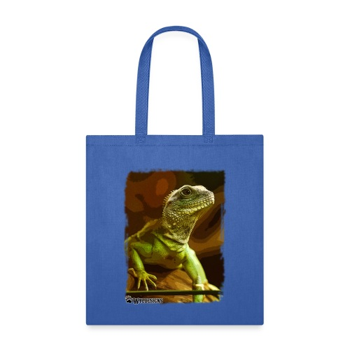 Water Dragon - Tote Bag