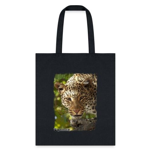 Leopard Stare - Tote Bag