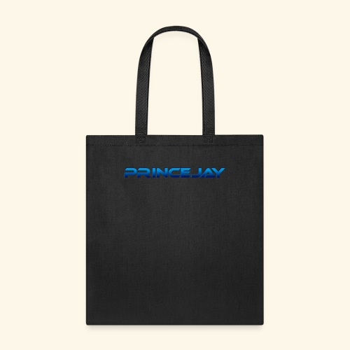 PrinceJay Logo - Tote Bag