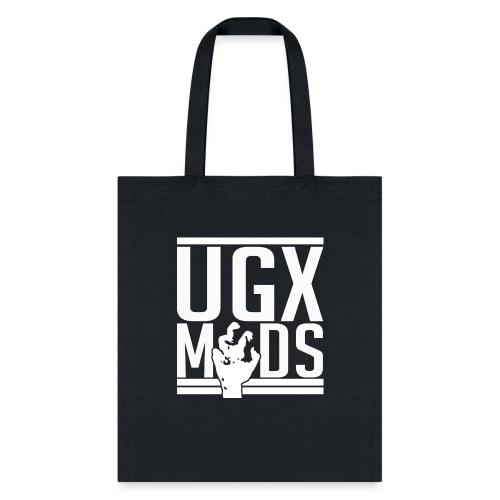 UGX Mods YouTube Logo NO BG png - Tote Bag