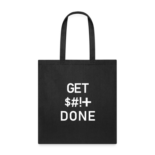Get IT Done - Tote Bag
