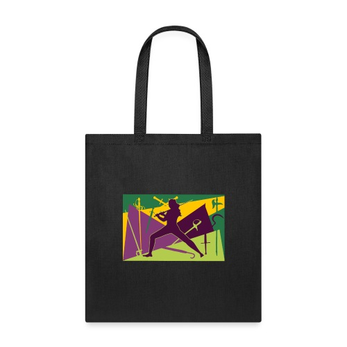Retro purple - Tote Bag