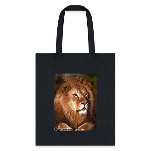 Regal Lion - Tote Bag
