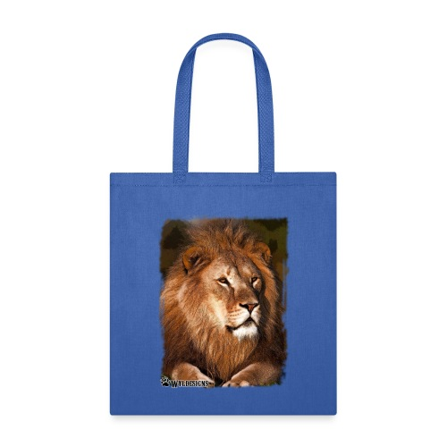 Regal Lion - Tote Bag