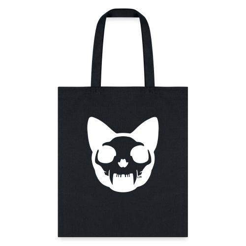 Cat Skull - Tote Bag